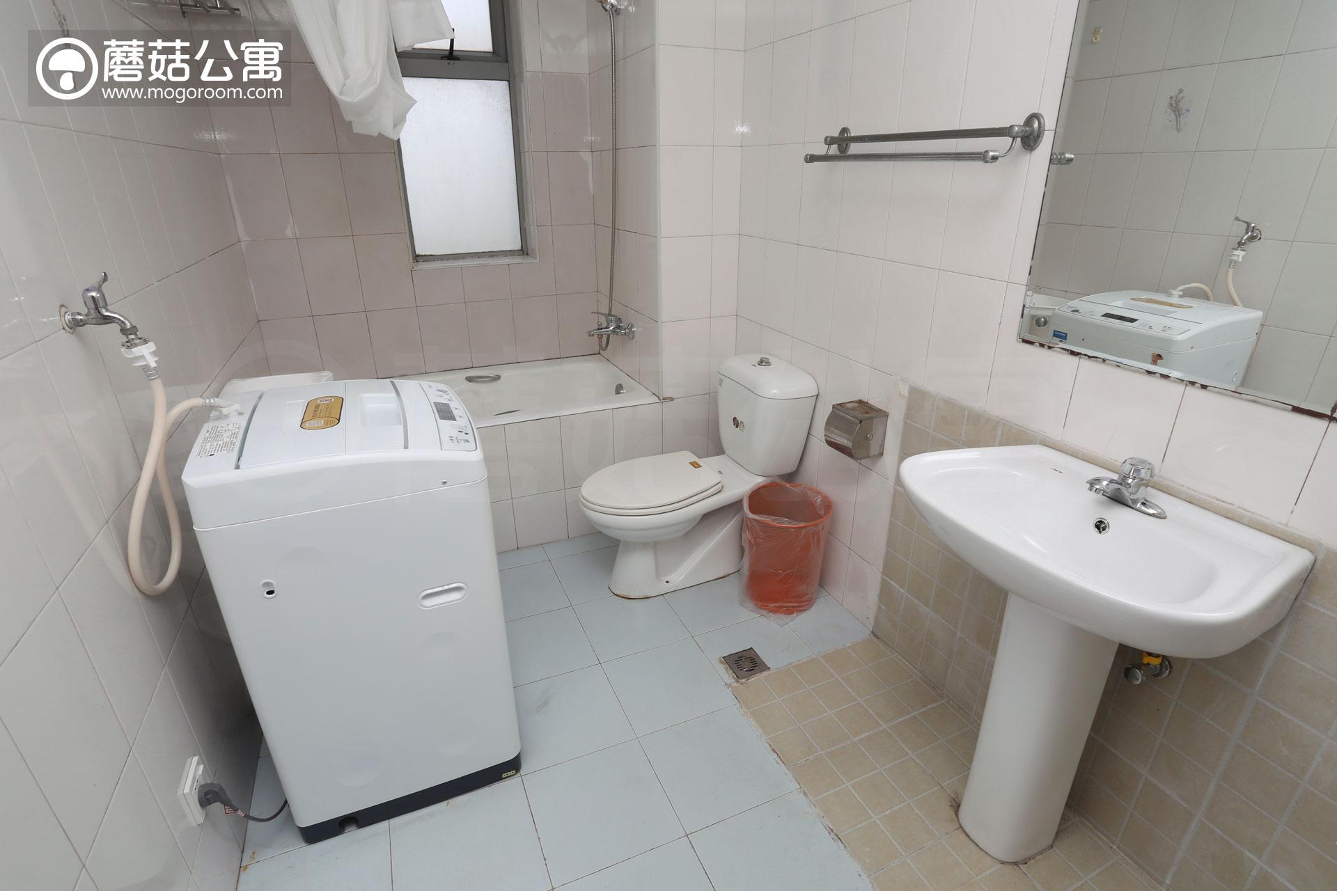 上海市-静安区-上海壹街区-四居室-南卧-9.8㎡