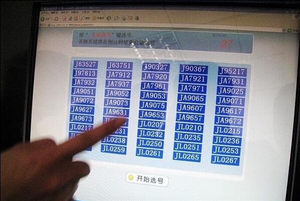 上海汽车牌照到底多少钱?沪牌,爱你不容易!