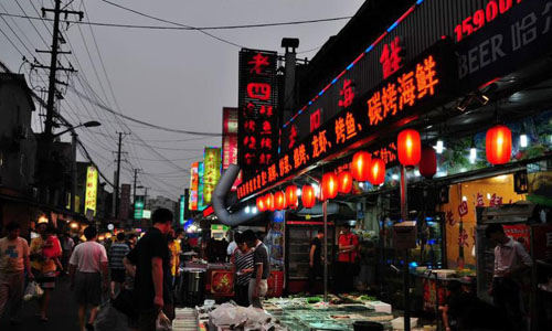 特辑丨上海小吃街大全