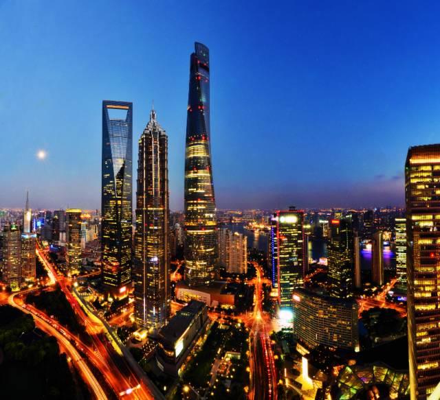法国唯美高楼大厦图片