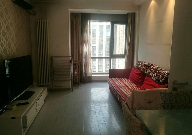 西城区-丰侨公寓-1室1厅1卫-66.7㎡