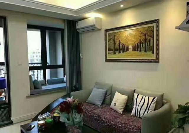 青浦区-南山雨果(公寓)-1室1厅1卫-61㎡