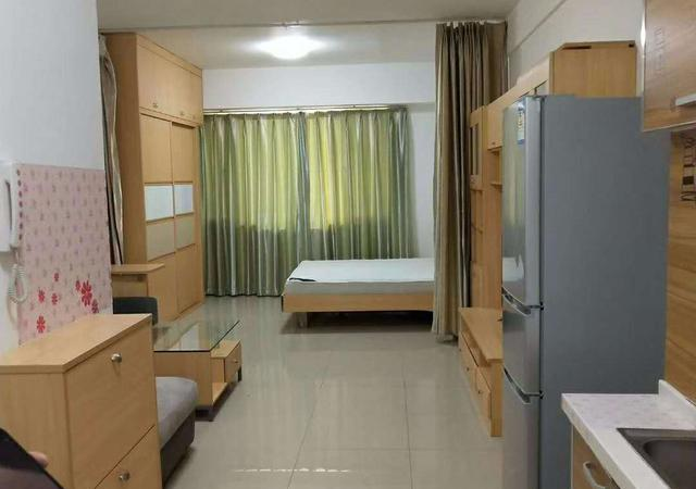 朝阳区-香江北岸-1室1厅1卫-56㎡