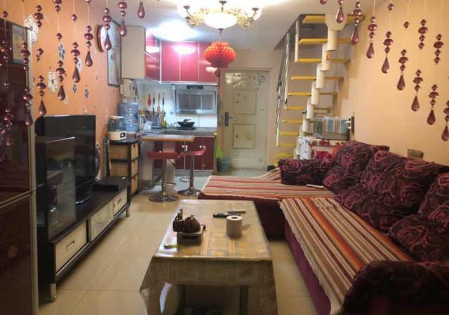 西城区-荣丰2008-1室1厅1卫-63㎡