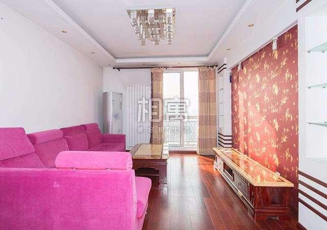 丰台区-中海城圣朝菲-2室2厅1卫-102㎡