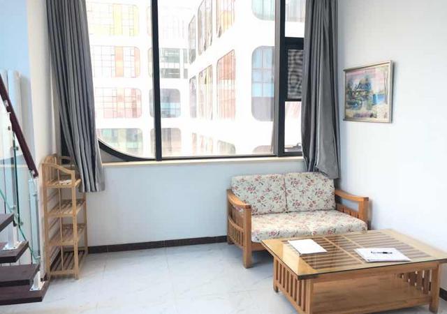 房山区-时代广场-1室1厅1卫-45㎡