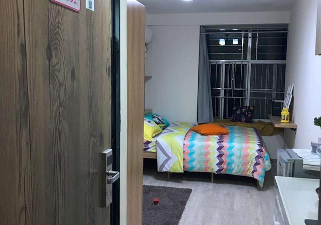 龙华区-南景新村-1室1厅1卫-30㎡