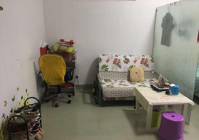 大鹏新区-鹏海苑-1室0厅1卫-38㎡