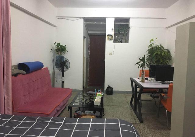 福田区-庆泰公寓-一居室-南卧-15㎡